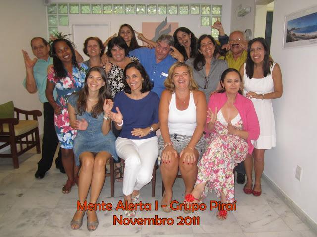 Mente Alerta 1 - Grupo Pirai - 2011