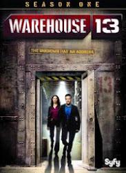 Warehouse 13 Season 1 - Nhà kho số 13