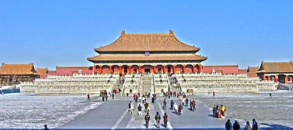 Pálácio Imperial - Pequim, China