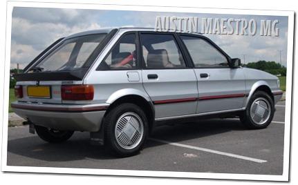 austin maestro MG - autodimerda.it