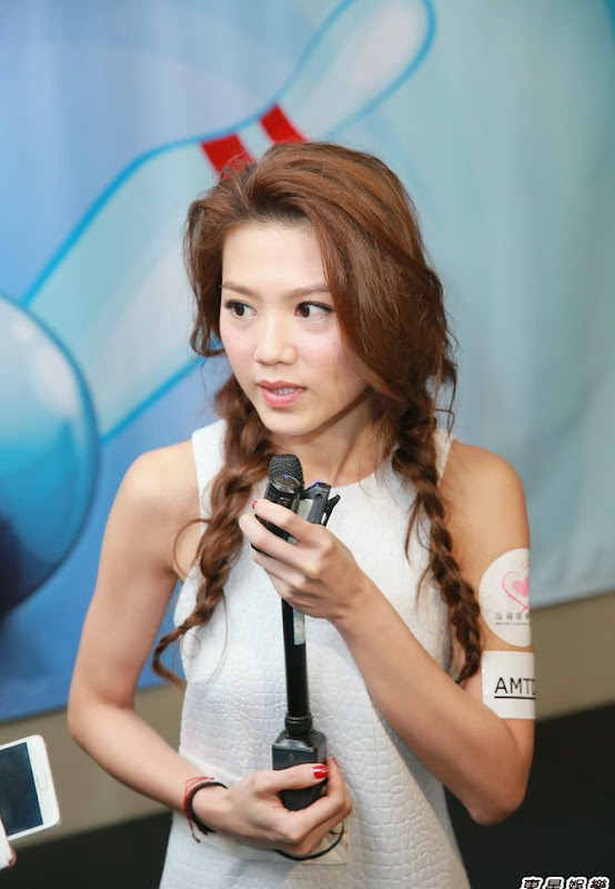 Chrissie Chau China Actor