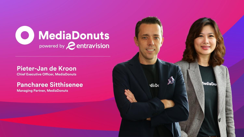 ก้าวสำคัญเพื่อขับเคลื่อนอุตสาหกรรมโฆษณา MediaDonuts ยกระดับการบริการด้านสื่อดิจิทัลและเทคโนโลยีโฆษณาในเอเชียตะวันออกเฉียงใต้