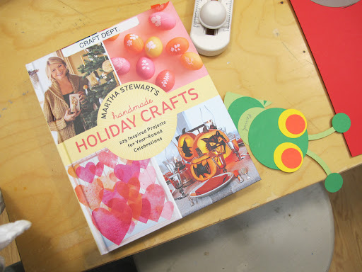 The new Holiday Crafts book was just released! So many great craft projects (grouped by holiday) make it a must-have addition to any crafter's bookshelf.