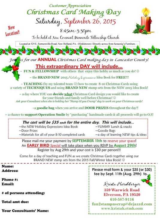Christmas Card Day flyer jpeg