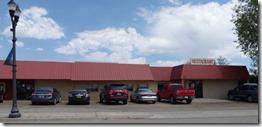 R & F Restaurant, Monticello Utah