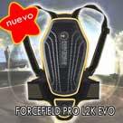 Espaldera de moto forcefield Pro LK2 Evo
