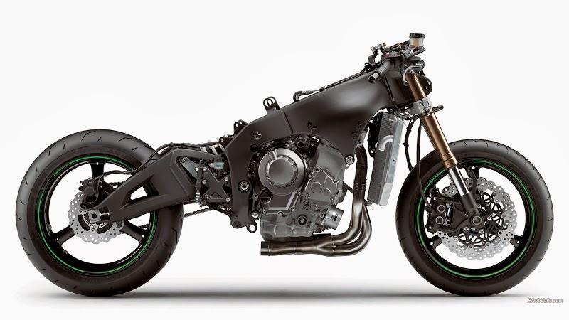 Motor Revo Modifikasi Ceper