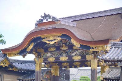 京都旅 (3) 二条城、金閣寺、平等院、宇治上神社、伏見稲荷大社