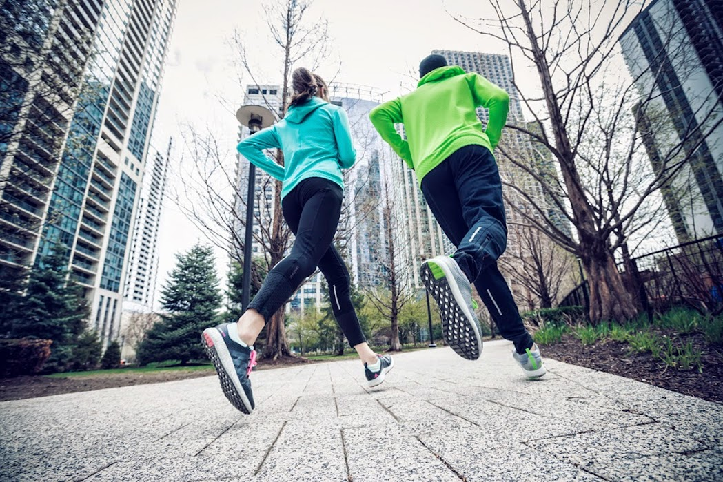 adidas running te prepara para la llegada del frío con la nueva tecnología Climaheat