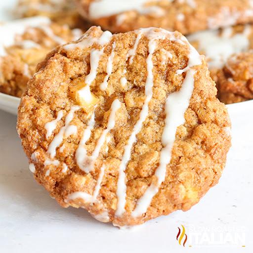 Air Fryer Oatmeal Cookies