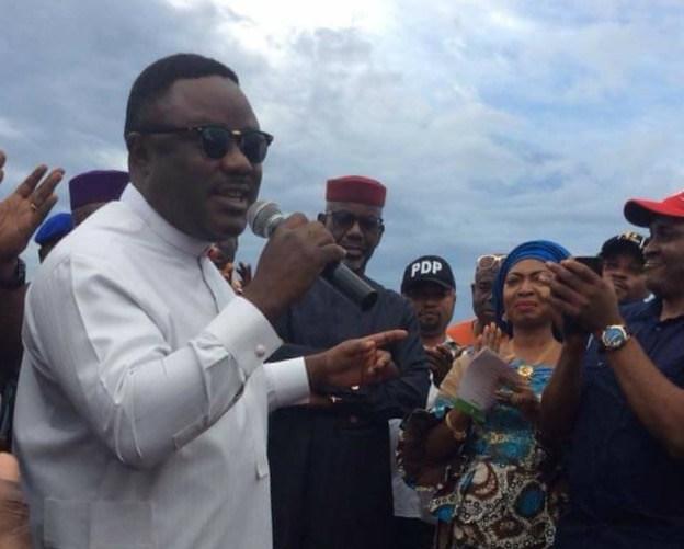 2019: Cross River North, Ayade, Imoke, Kanu Agabi, PDP backs senator Rose Oko's Re-election