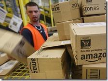 Amazon diventa operatore postale