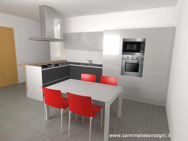 Stunning Progetti Cucine Moderne Images - Design & Ideas 2017 ...