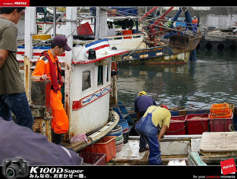 宜蘭 大溪漁港+蘭城晶英+五峰旗