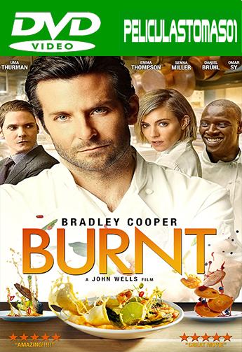 Burnt (De una buena receta) (2015) DVDRip