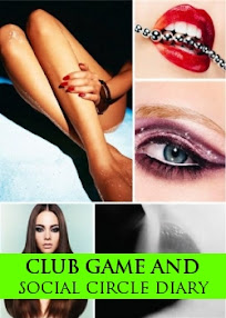 Cover of Brad P's Book Club Game And Social Circle Diary