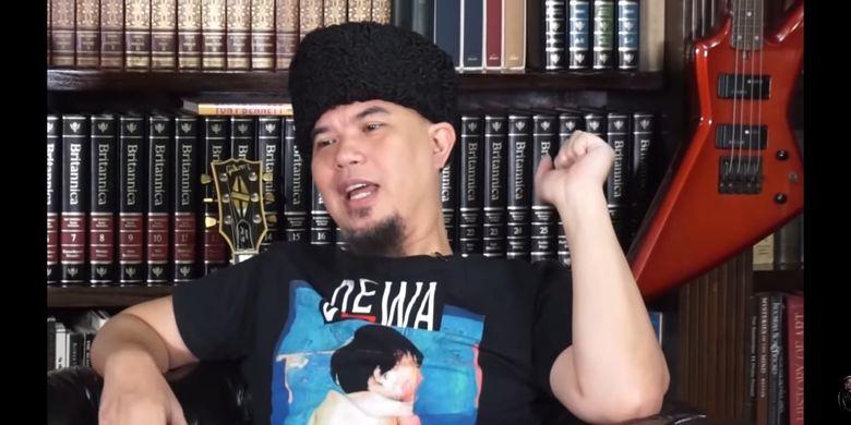 Ahmad Dhani Ungkap Dugaan 'Konspirasi Besar' di Kasus Penganiayaan M Kece oleh Napoleon Bonaparte