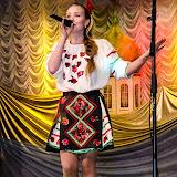 """Даша Романова с песней """"Хуторянка"""". Центр культуры, досуга и кино."""