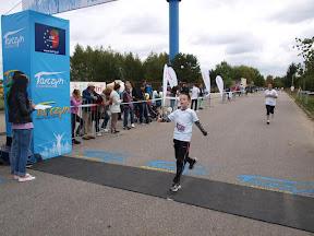 II Półmaraton Tarczyński (16 września 2012)