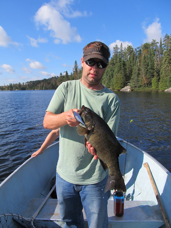 Canada fishing trip report for Fishing trips in canada