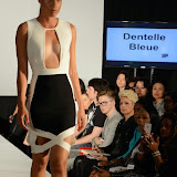 WWW.ENTSIMAGES.COM -   Dentelle Bleue  collections    at    LFW - Fashions Finest at Grand Connaught Rooms first show, London September 14th 2014                                         Photo Mobis Photos/OIC 0203 174 1069