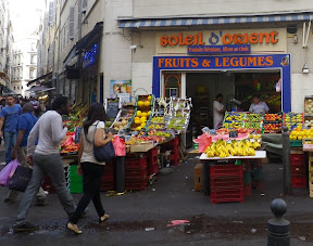 here's a lifelong dream I'll never fulfill: to move to the South of France and open a Fruits & Legumes store