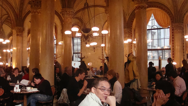 Café Central, Viena, Austria, Elisa N, Blog de Viajes, Lifestyle, Travel