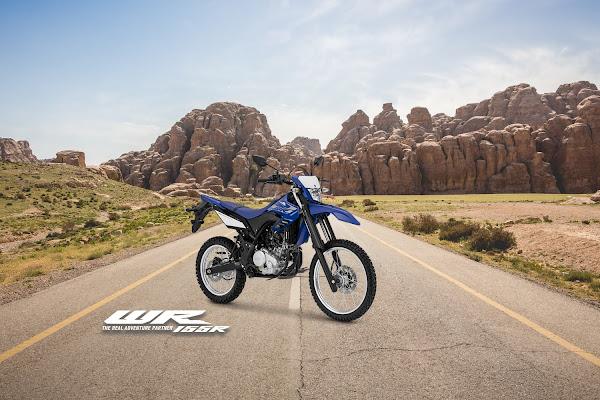 Yamaha WR 155 Motor Adventure Trail Pendatang Baru