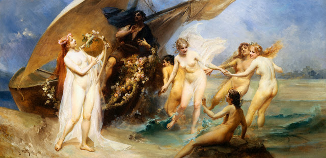 Eduard Veith - The Sirens