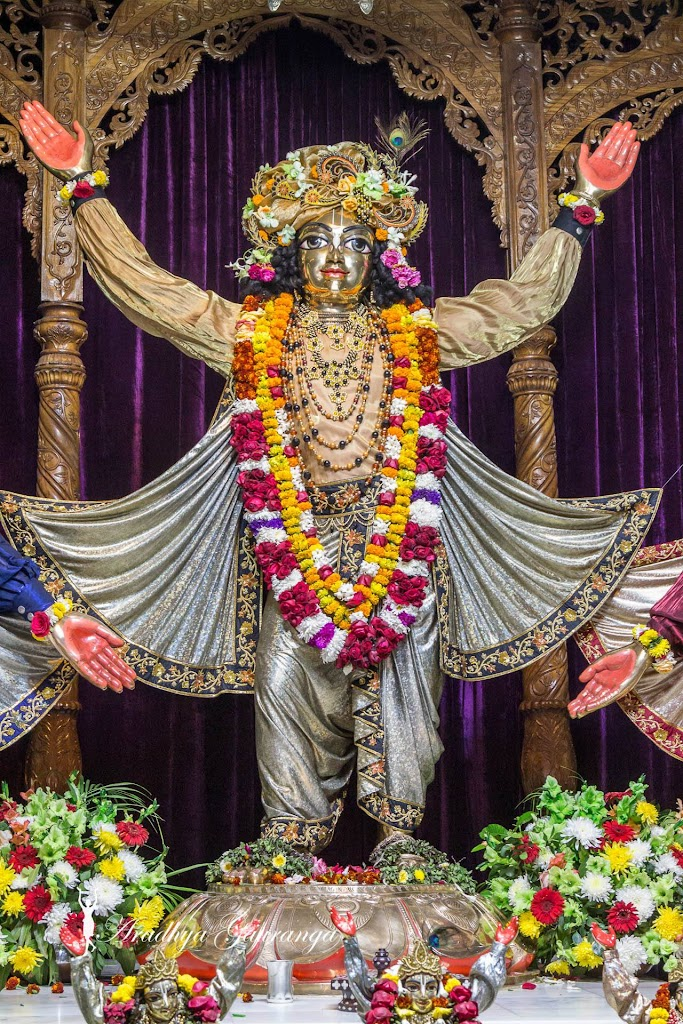 ISKCON Mayapur Deity Darshan 13 Jan 2017 (24)