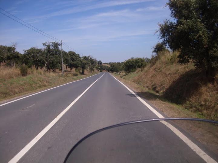 espanha - 1100Km na Pan Espanha, Porto Covo, Beringel e Alcanena IMG_1300