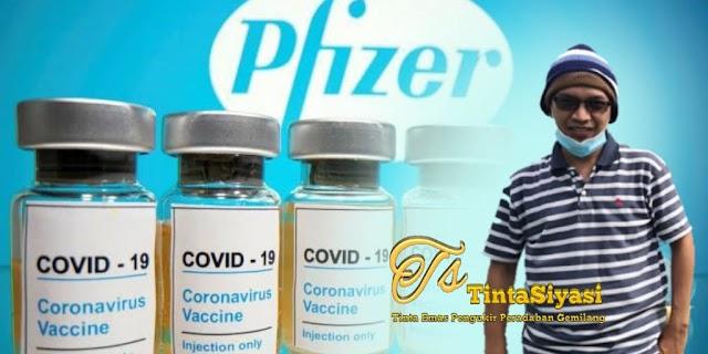 Pfizer Menolak Digugat, Pengamat Nilai Kapitalisme Jadikan Pandemi Ladang Bisnis tak Berperikemanusiaan