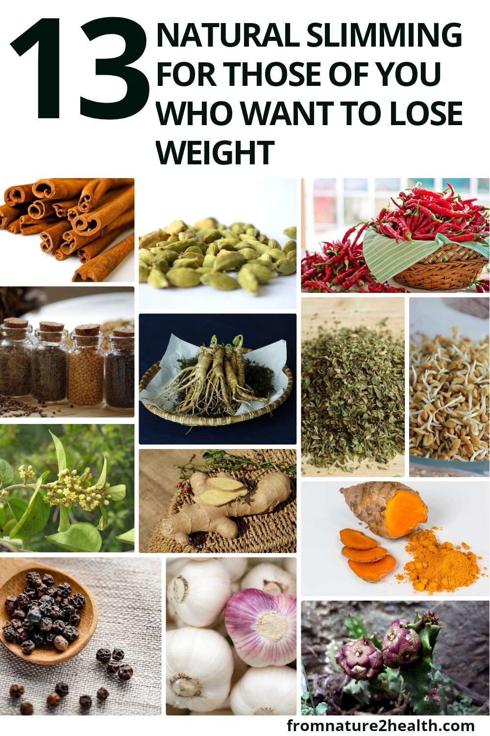 13 Natural Slimming For Those Of You Who Want To Lose Weight