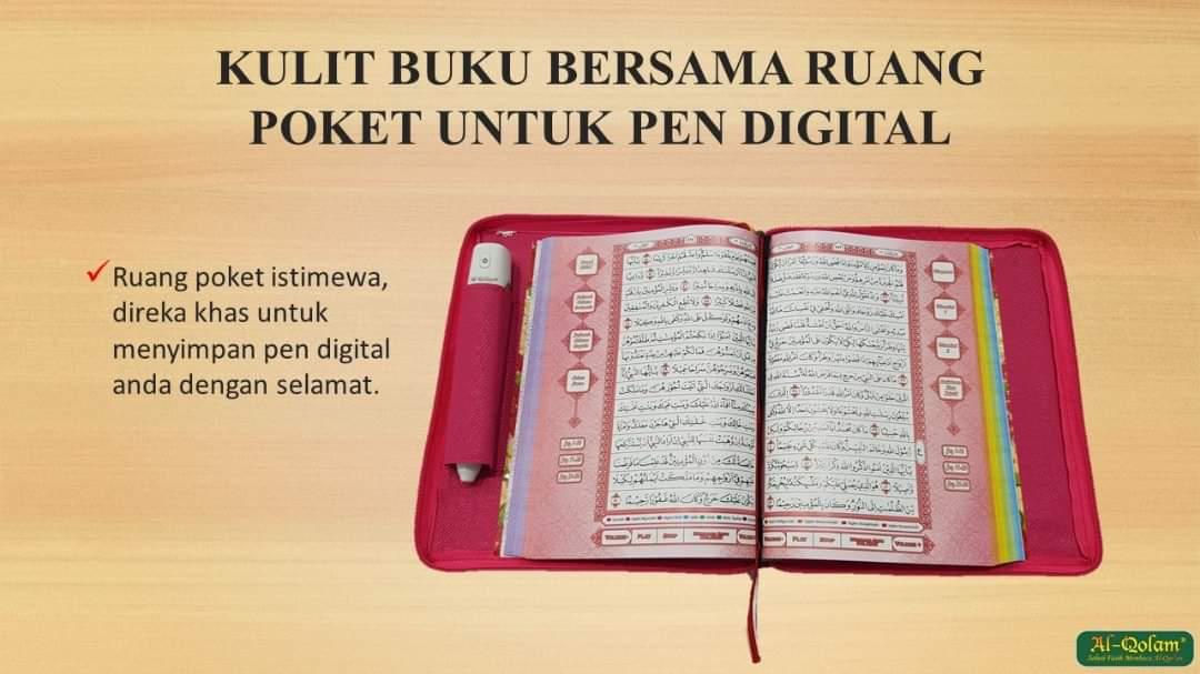 al quran digital mushaf wanita al qolam malaysia