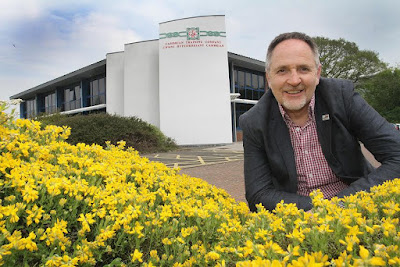 Welshpool firm pledges sector support