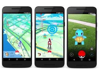 ini pada perangkat Android dan IOS yaitu Pokemon Go Uji Lapangan Pokemon GO di Jepang Telah Dimulai