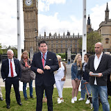 OIC - ENTSIMAGES.COM - Rob Flello MP at the Puppy Farming Protest - demonstration and photocall 24th May 2016, rally and photocall in London's Parliament Square to raise awareness of the UK's cruel puppy farming trade, in association with PupAid, Boycott Dogs4Us and C.A.R.I.A.D.  Photo Mobis Photos/OIC 0203 174 1069
