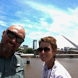 Puente de la Mujer - Puerto Madero - Buenos Aires, Argentina