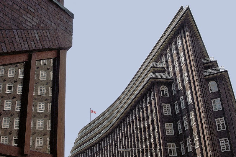 2. The Chilehaus. Hamburg