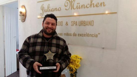 Juliano Munchen - Destaque Cabeleireiro