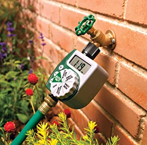 Auto hose watering timer, automatic hose timer