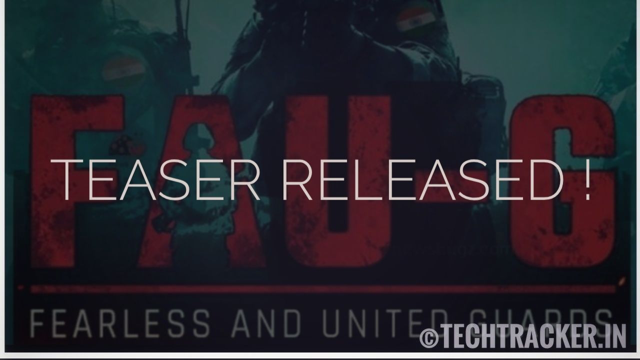 FAUG - The most awaited game teaser released !