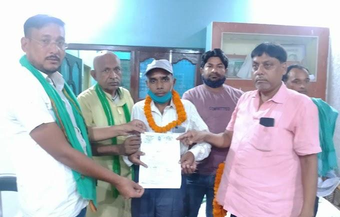 राजद ने दलसिंहसराय नगर क्षेत्र में किया नगर कमिटी का विस्तार