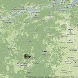 Localisation de Cristalino Jungle Lodge