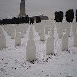 Grabfeld der moslimischen Soldaten (gen Mekka gerichtet)