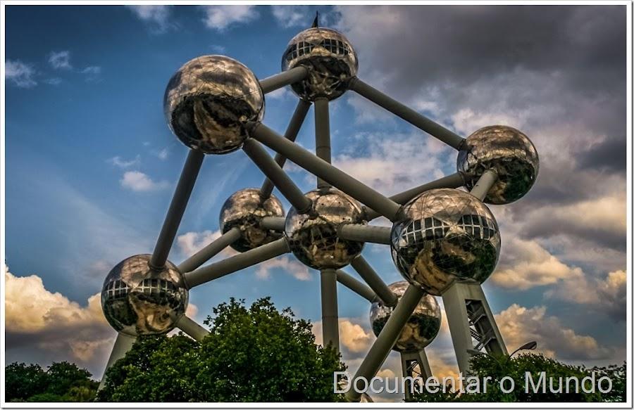 Atomium Bruxelas