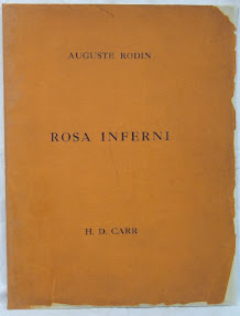 Cover of Aleister Crowley's Book Rosa Inferni