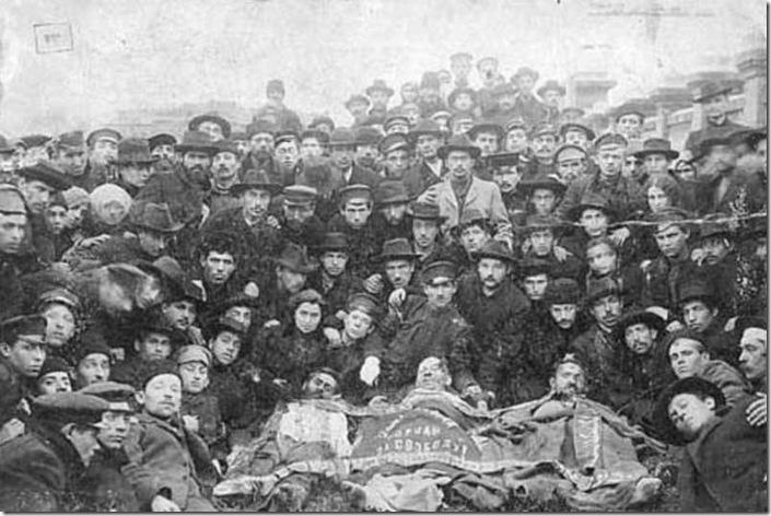 bolscevichi ebrei