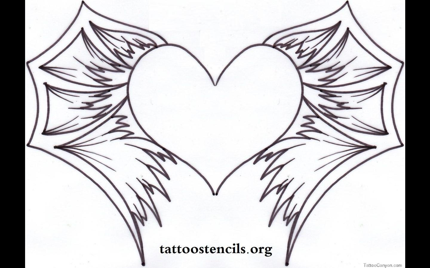 Best coloring pages of hearts with wings and fire pictures for Coloring pages of hearts on fire