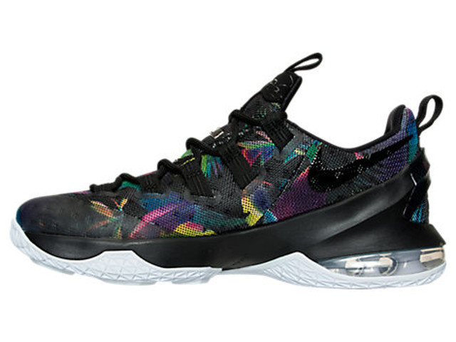 46272d38548 ... Available Now Nike LeBron 13 Low Birds of Paradise ...